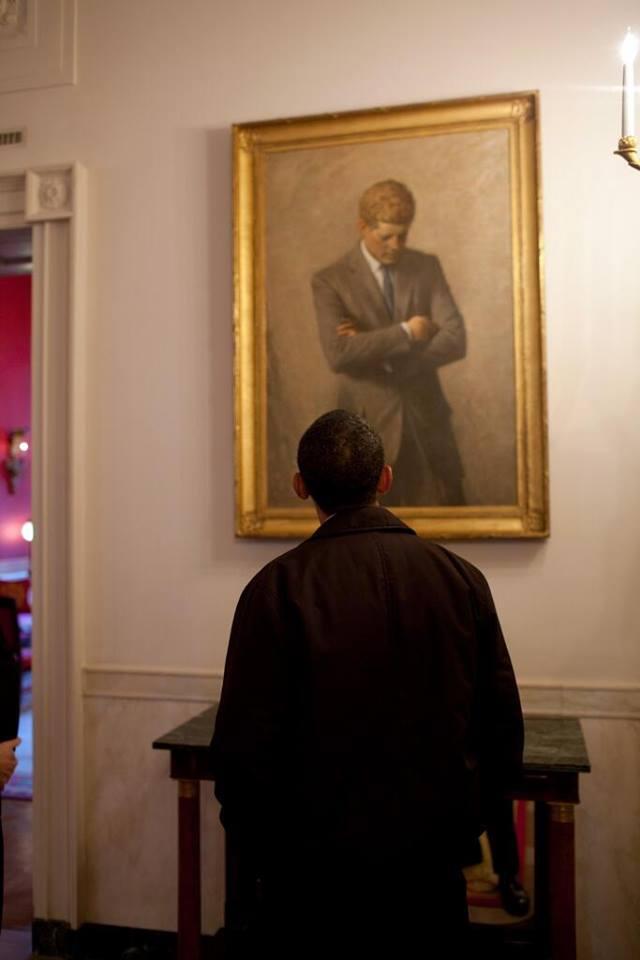 JFK-Obama
